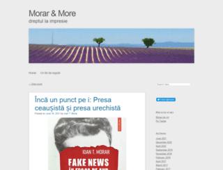 blog.itmorar.ro screenshot