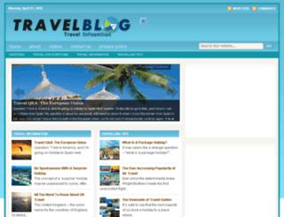 blog.itravelgo.com screenshot