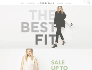 blog.jamesjeans.us screenshot