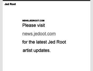 blog.jedroot.com screenshot