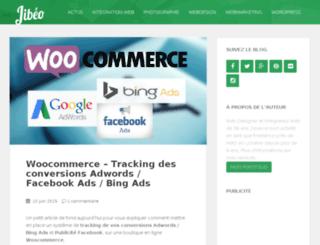 blog.jibeo.fr screenshot