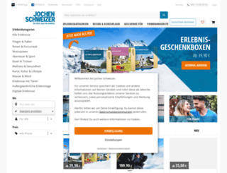 blog.jochen-schweizer.de screenshot