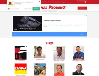 blog.jornalpequeno.com.br screenshot