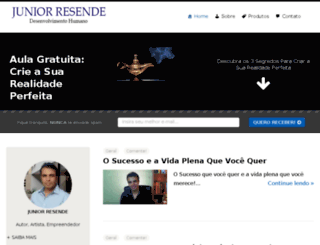 blog.junior-resende.com screenshot