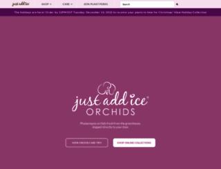 blog.justaddiceorchids.com screenshot