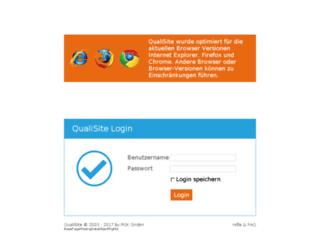 blog.kein-mensch-ist-perfekt.de screenshot
