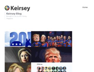 blog.keirsey.com screenshot
