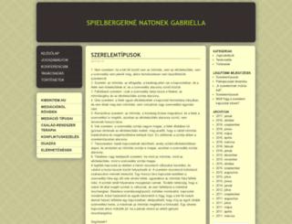 blog.kibekitem.hu screenshot