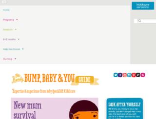 blog.kiddicare.com screenshot