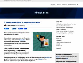 blog.kinnek.com screenshot