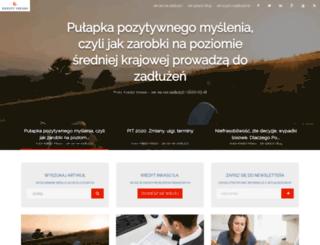 blog.kredytinkaso.pl screenshot