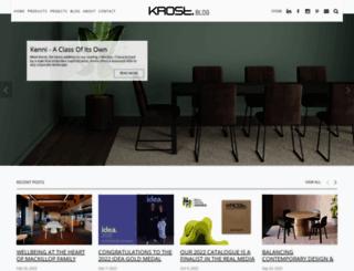 blog.krost.com.au screenshot