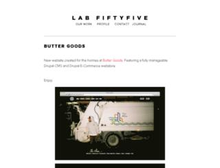 blog.labfiftyfive.com screenshot