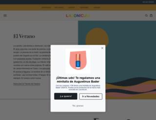 blog.laconicum.com screenshot