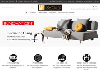 blog.lacontempo.com screenshot