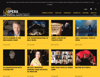 blog.laopera.org screenshot
