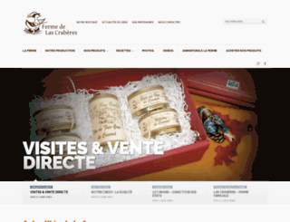blog.las-craberes.fr screenshot