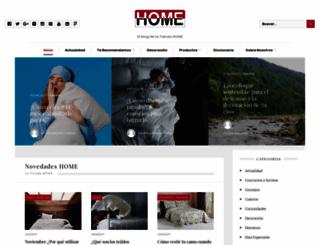blog.latiendahome.com screenshot