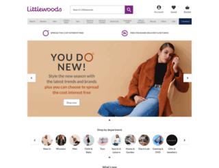 blog.littlewoods.com screenshot