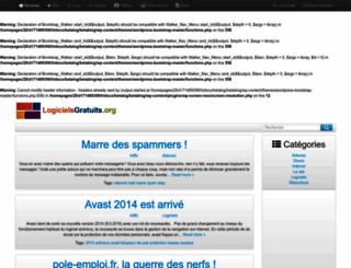 blog.logicielsgratuits.org screenshot