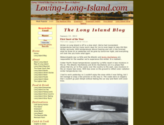 blog.loving-long-island.com screenshot