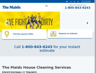 blog.maids.com screenshot