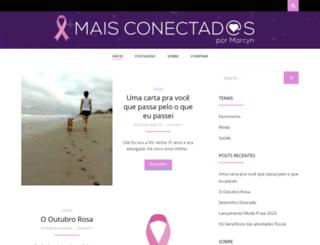 blog.marcyn.com.br screenshot