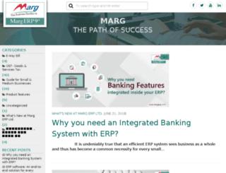 blog.margcompusoft.com screenshot