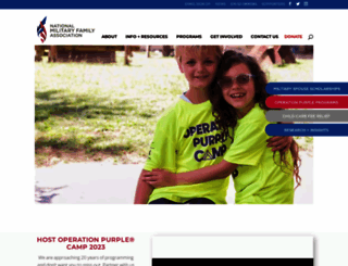 blog.militaryfamily.org screenshot