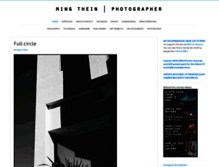 blog.mingthein.com screenshot