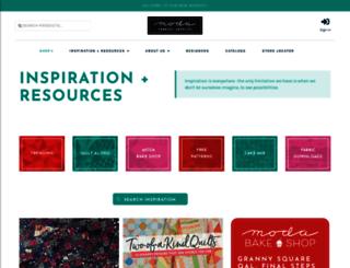 blog.modafabrics.com screenshot