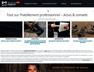 blog.modyf.fr screenshot