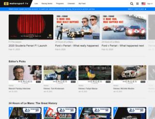blog.motorstv.com screenshot