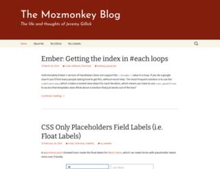 blog.mozmonkey.com screenshot