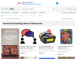blog.mpmschoolsupplies.com screenshot