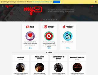 blog.my.com screenshot