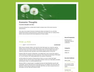 blog.mystisland.org screenshot