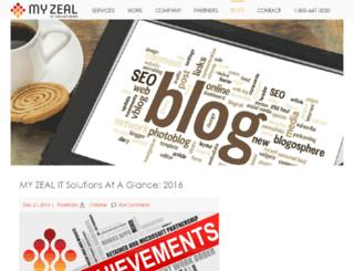 blog.myzealit.com screenshot