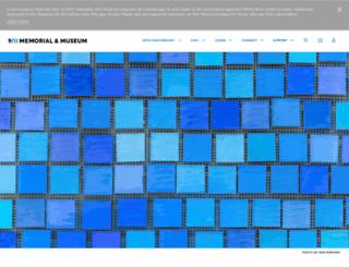 blog.national911memorial.org screenshot