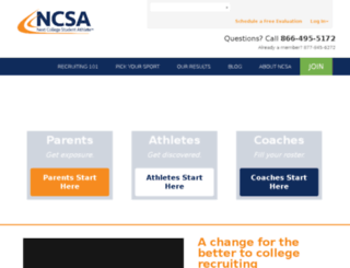 blog.ncsasports.org screenshot