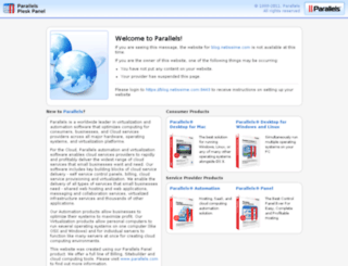 blog.netissime.com screenshot