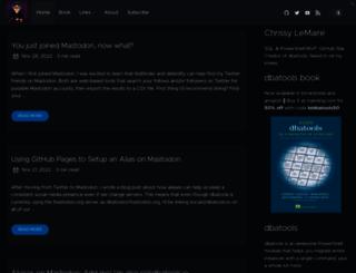 blog.netnerds.net screenshot
