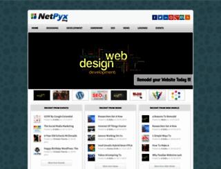 blog.netpyx.net screenshot