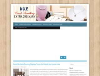 blog.nilecorp.com screenshot