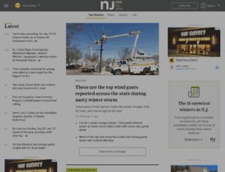 blog.nj.com screenshot
