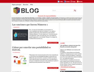 blog.nmn900.net screenshot