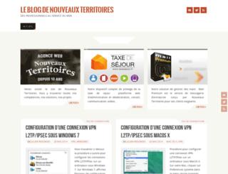 blog.nouveauxterritoires.fr screenshot