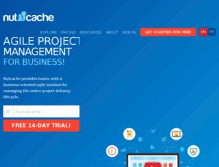 blog.nutcache.com screenshot