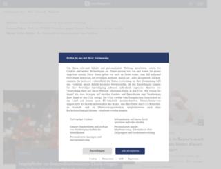 blog.nz-online.de screenshot