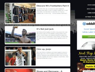 blog.oddslife.com screenshot